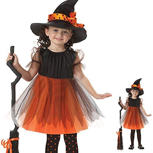 Quaan Kleinkind Kostüm Kleid Kinder Baby Mädchen Halloween -
