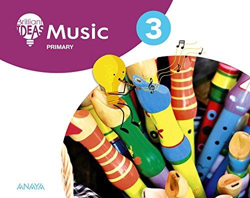 Music 3. Pupil's Book (BRILLIANT IDEAS)