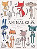 Animales Exploradores Del Mundo Para Dibujar Y Colorear