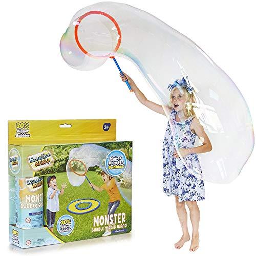 KreativeKraft Bulles De Savon Enfant, Kit Complet pour...