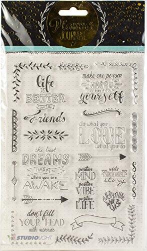 Studio Light Planner Journal A5 Stamp-