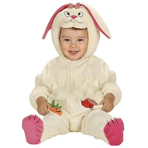 Costume vestito abito travestimento carnevale bambino coniglietto-