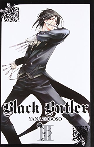 Black Butler, Vol. 3 (Manga Black Jack)