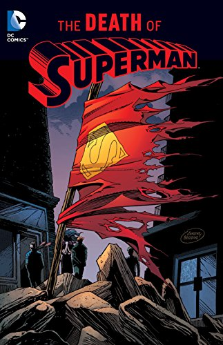The Death of Superman (New Edition) (Superman-comic-buch 1)