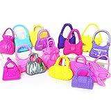 Vococal - 10 Piezas Juguetes de Bolsas Bolsos para Barbie Muñecas /...