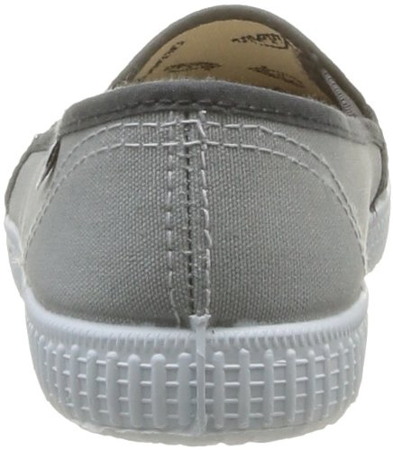 Victoria Slip On, Baskets mode mixte adulte Gris