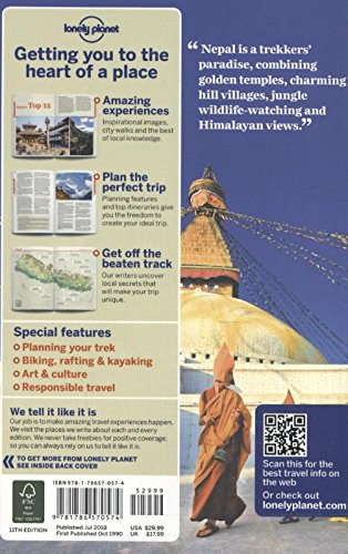 Zoom IMG-2 lonely planet nepal lingua inglese
