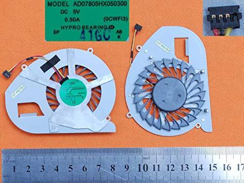 kompatibel für SONY Vaio SVF15N, SVF-15N, SVF15N1 Lüfter Kühler Fan Cooler Version 1