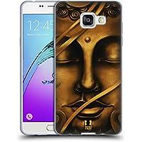 Head Case Designs Bouddha D'or De Bangkok Buddha Étui Coque en Gel molle pour Samsung Galaxy A5 (2016)