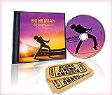 Bohemian Rhapsody (Colonna Sonora del Film + Buono Cinema Valido per 2 Persone)