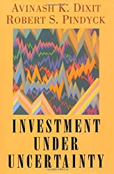 Investment under Uncertainty by Avinash K. Dixit (1994-01-10)