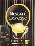 NESCAFÉ Boîte de 25 sticks de café instantané pur Arabica ...