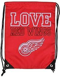 FOCO Detroit Red Wings 2014 Love - Mochila con cordón