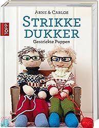 Strikkedukker: Gestrickte Puppen