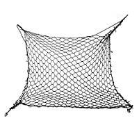 4YourHome Pets Dog Car Van Safety Guard Net Front Or Back Seat Barrier Nylon Mesh