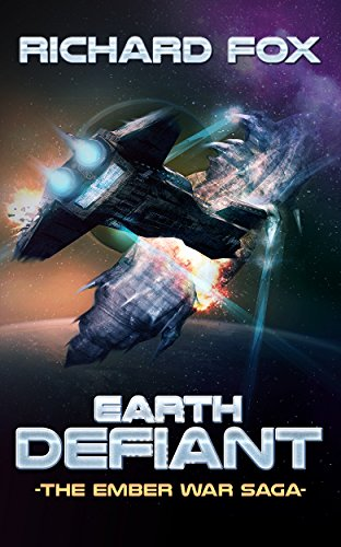 book cover of Earth Defiant