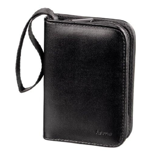 Hama Speicherkarten-Tasche (Für 18 SD-/MMC-Speichermedien) schwarz
