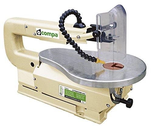 Compa CTTRAF85W1450 | Traforo elettrico per legno piano inclinabile 85w 10kg