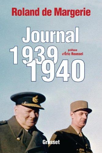 Journal, 1939-1940