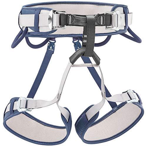 Petzl Corax Harness 1Imbracatura, Unisex, Unisex, Corax Harness 1, Blue Jean, Taglia Unica