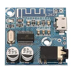 Zerone Bluetooth Audio Decoder Board,Loseless Car Speaker Audio Power Amplifier Module