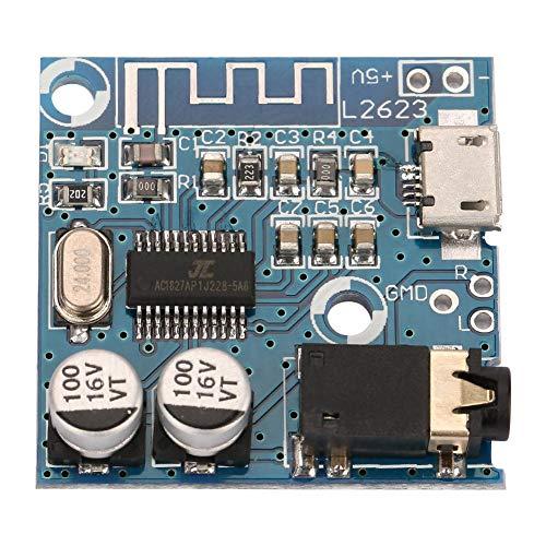 Bluetooth Decoder Board, DC 3,7-5 V oder 5 V USB-Stromversorgung Bluetooth Audio Decoder Board Loseless Auto Lautsprecher Audio Power Amplifier Module