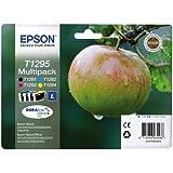 Epson Durabrite T1295 Apple Genuine Multipack Ink Cartridges