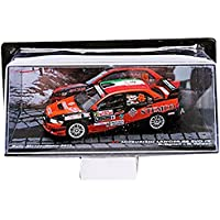 Promocar - 20141107_30 - Véhicule Miniature - Modèles À L'échelle - Mitsubishi Lancer Evo Ix - Rallye Monte Carlo 2011 - Echelle 1/43