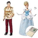 Colección de Cenicienta y el Príncipe Azul clásico de la muñeca por Disney (Cenicienta / con Encanto)