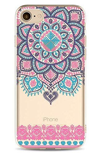 Cover Per iPhone 5C,Hippolo Custodia Protettiva Shell Case Cover Per iPhone 5C in Silicone TPU (Per iPhone 5C, 10) 6