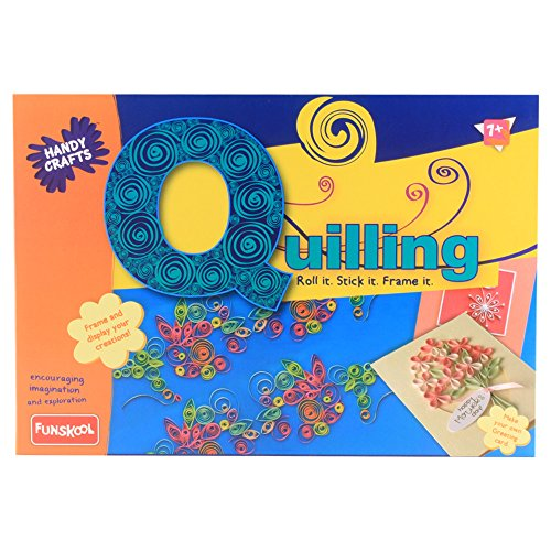 Funskool Quilling Art  available at amazon for Rs.319