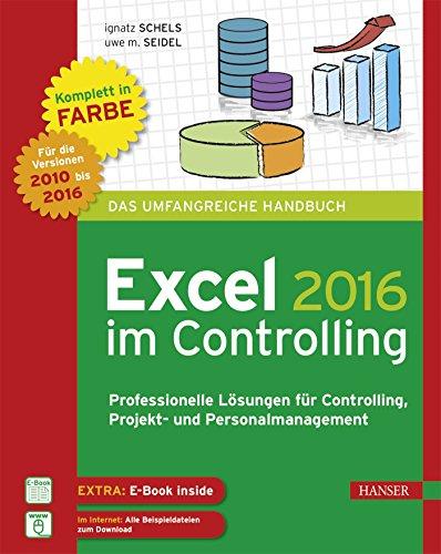 Excel-ingenieur (Excel 2016 im Controlling: Professionelle Lösungen für Controlling, Projekt- und Personalmanagement)