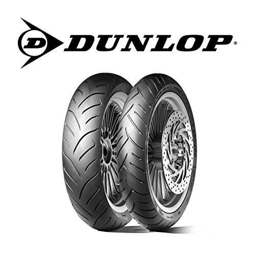 Paire pneus Dunlop scootSmart 100/80 - 16 120/80 - 16 pour kymco people s 200i