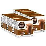 Nescafé Dolce Gusto Chococino Kakao Schokolade Kakaokapsel 6er Pack 6 x 16 Kapseln (48 Portionen)