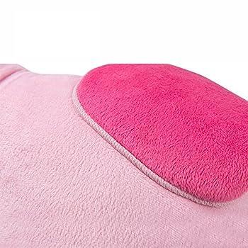 Homesave Memory Foam Sitzkissen, Comfort Kissen Beautiful Gesäßpolster Memory Foam Kissen Bottom Cushion Office Auto Sitzmatte 3