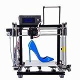 HICTOP 24V Stampante 3D Kit Prusa I3 Auto livellamento filamento Monitor Alluminio fai da te