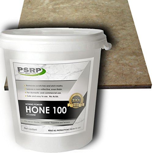 PSRP Verfeinern 100Körnung Stein Honen Puder 20kg (20 Kg Stein)