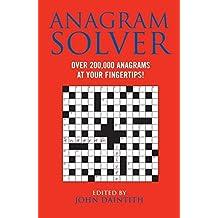 Anagram Solver