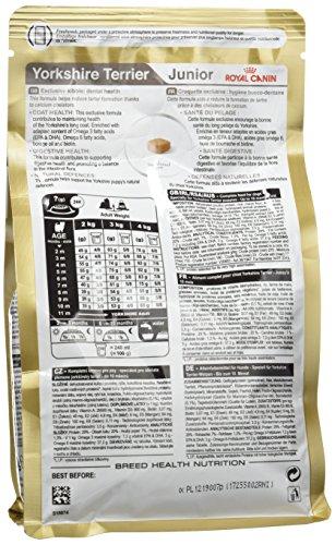 ROYAL CANIN Yorkshire Junior Dog Food, 0.5 kg 2