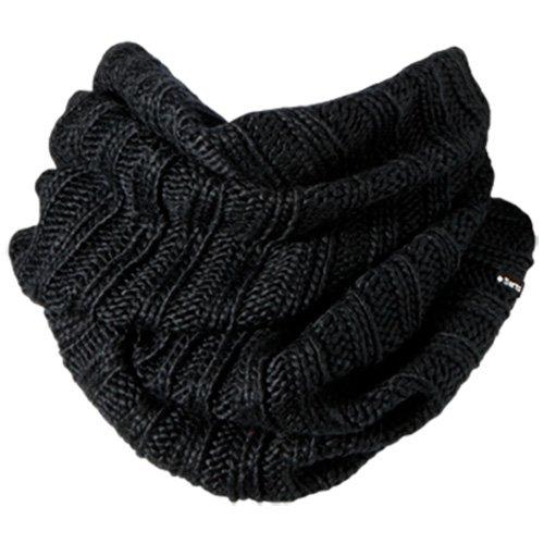 Barts - Agata Col, Set sciarpa, cappello e guanti Donna, Nero (Schwarz), (Taglia Produttore: uni)