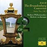 The Brandenburg Concertos Suites Nos. 2&3