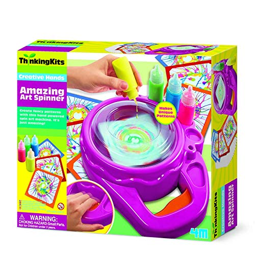 4 All Gifts Online Heißestes Geschenk. Kinder Einfach zu Machen Nähset. Erstaunliche Spinner Maschine Kunst
