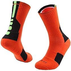Niño Baloncesto Calcetines Mujer / Hombres Sudor Absorber Calcetines Calcetines Deportivos