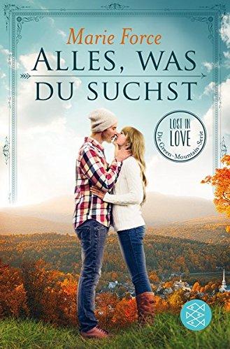 Buchseite und Rezensionen zu 'Alles, was du suchst (Lost in Love. Die Green-Mountain-Serie)' von Marie Force