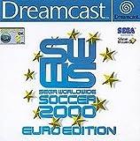GIOCO SEGA WORLDWIDE SOCCER 2000 EURO EDITION SEGA DREAMCAST
