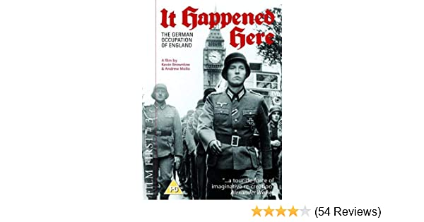 It Happened Here [1965] [DVD]: Amazon co uk: Pauline Murray