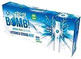 Fresh Bomb Arctic Strong Mint Click Hülsen mit Aromakapsel 1 Box (100 Hülsen)