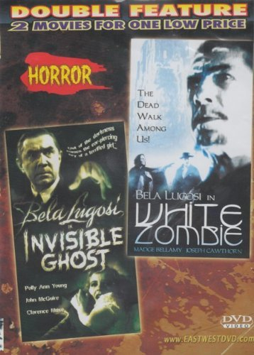 Invisible Ghost / White Zombie [Slim ()