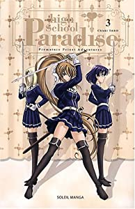 High School Paradise Edition simple Tome 3