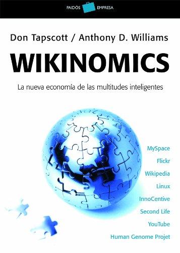Wikinomics (Empresa) por Don Tapscott